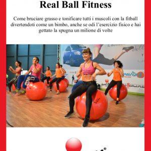 LIBRO RIMBALZA E SORRIDI CON REAL BALL FITNESS
